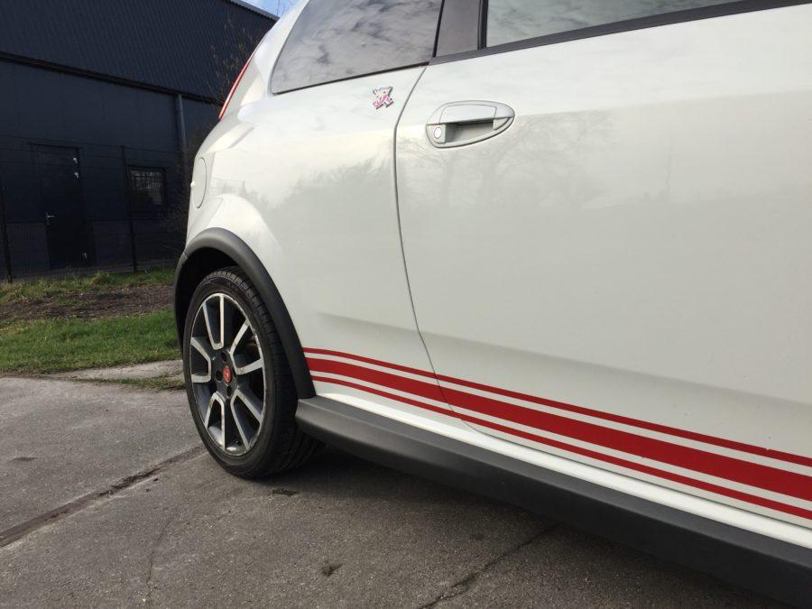 IMG 0293 900x675 - Fiat Grande Punto Abarth 1.4 Turbo 156PK 3DRS! Red White Edition 2007!